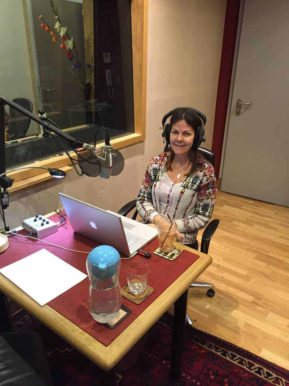 Now with a two-book deal signed, Sophie recorded her audio book and is preparing for her publisher's media campaign and for international recognition.
